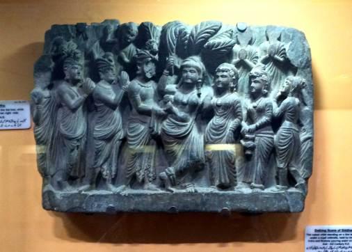Birth of Buddha