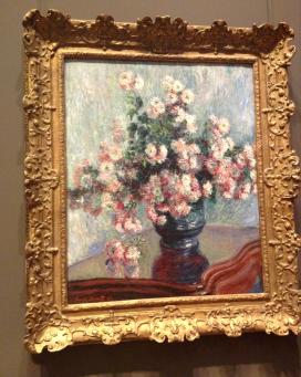 Claude Monet - Chrysanthemums, 1882