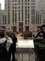 The Rockefeller Center, NY