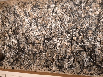 Jackson Pollock - One: Number 31, 1950 (MoMA)