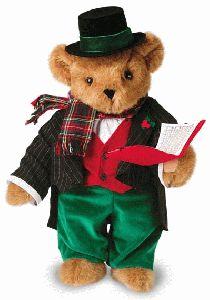 Dear Teddy Bear Cuddly Yours Bears By Occasion Christmas