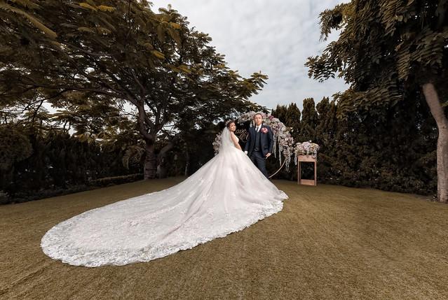 桃園婚攝/青青風車莊園婚禮紀錄