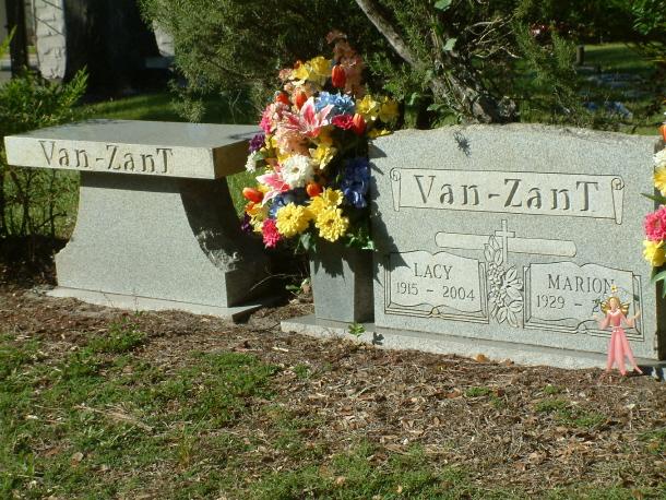 Ronnie Van Zant Gravesite