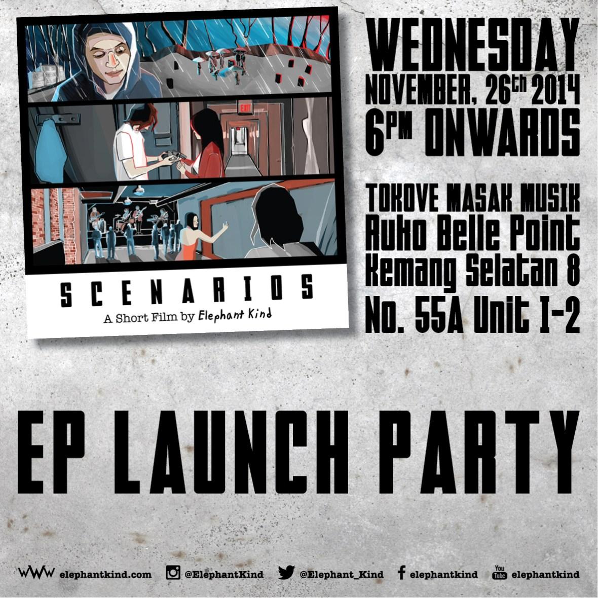 Scenarios poster event 2
