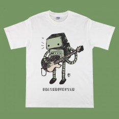 Practice Robot by thespacewanderer (white) Rp.150.000,-