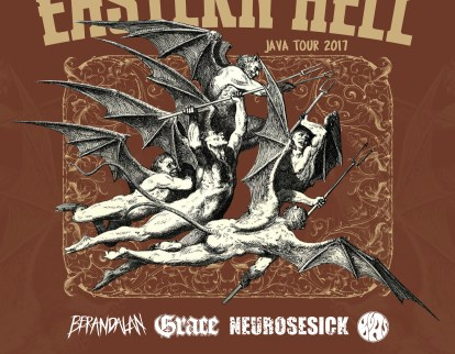 Eastern Hell Java Tour