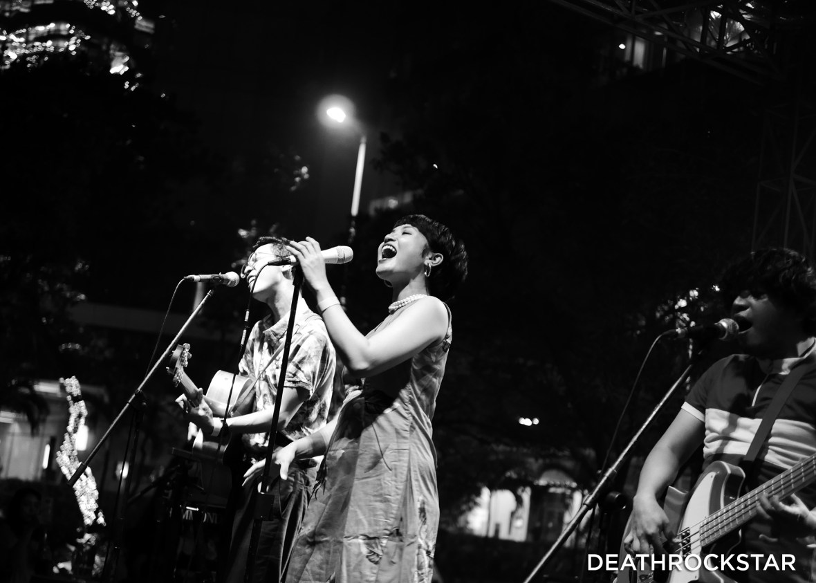 white shoes and the couples company 2018, Beer Garden SCBD