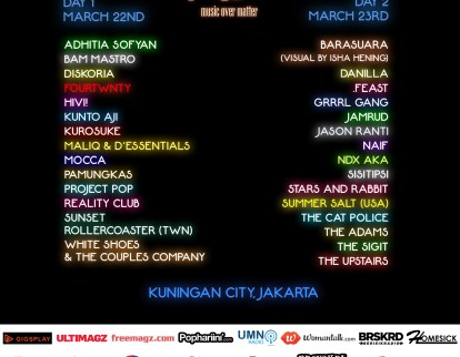 The Sounds Project 2019