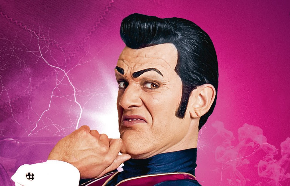 Image result for Lazy Town Robbie Rotten
