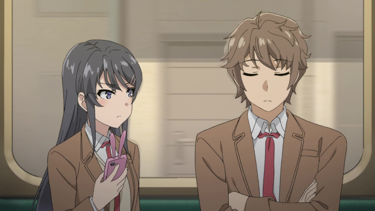 Image result for Sakuta and mai