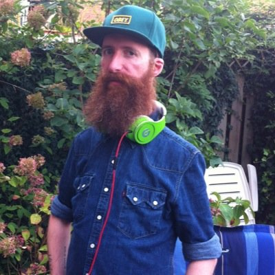 De baard van Robert Braam