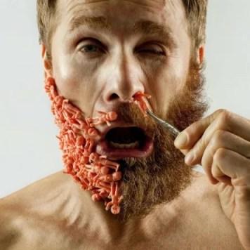 Adrian Alarcon doet leuke dingen met zijn baard09