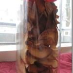 Wat te doen met te rijp fruit, deel II: Appel en Peren Chips