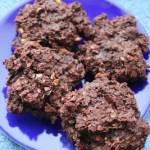 Suikervrije (of niet) Chocolade Banaan Koekjes