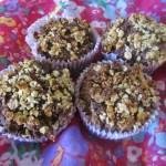 Chocolade Cruesli Muffins