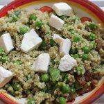 Lente Quinoa Salade