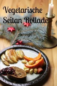 Vegetarisch Kerst Hoofdgerecht: Seitan Rollade