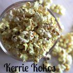Kerrie Kokos Popcorn