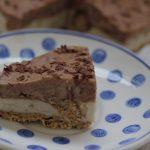 Healthy Banaan IJs Cookie Dough Pie