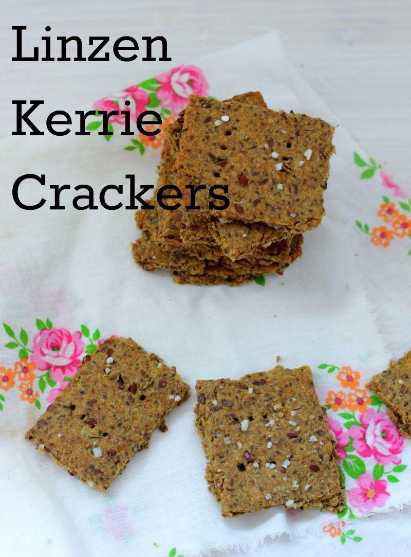 Linzen Kerrie Crackers