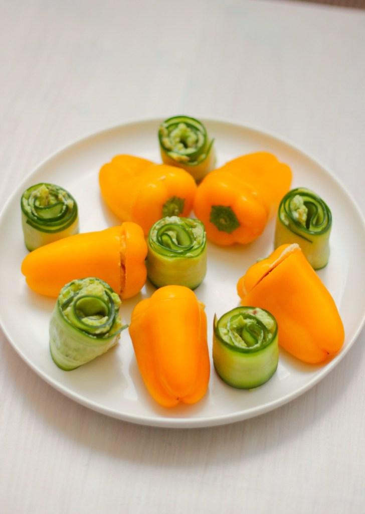 vegetarisch hapjes1