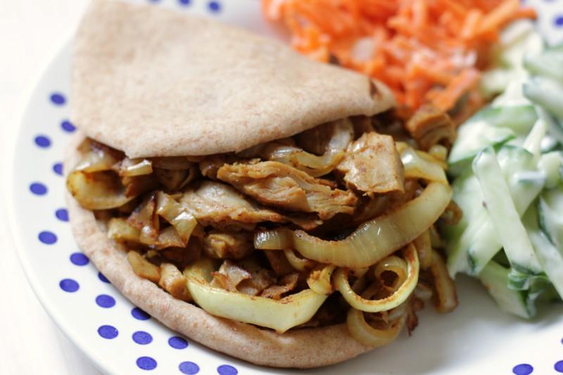 Gezondste en Lekkerste Vleesvervanger Deel 12: Aldi Vegetarische Kipstukjes