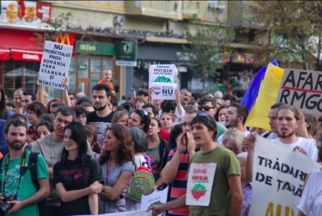 protest pentru sustinere Rosia Montana (46)