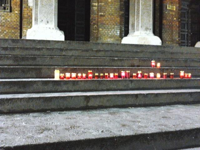 luminari la catedrala