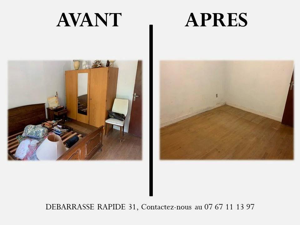 Débarras maison, vide maison, Toulouse