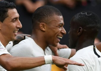 Mbappé opens his World crown with PSG victory