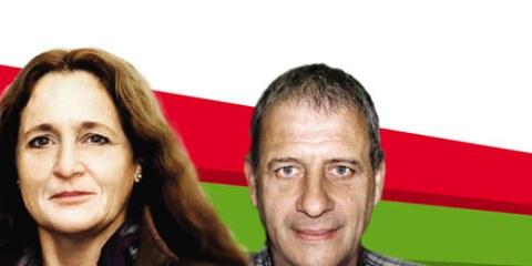 Marcia Marianetti es precandidata a gobernadora por el Movimiento Socialista de los Trabajadores (MST).