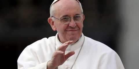 ¿Van por el Papa?