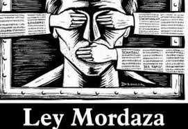 Ley Mordaza: prohibido protestar