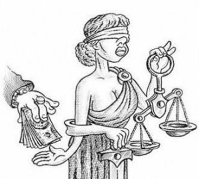 Resultado de imagen para justicia corrupta