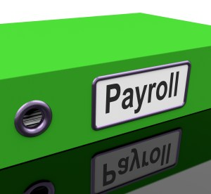 Payroll File Contains Employee Timesheet Records