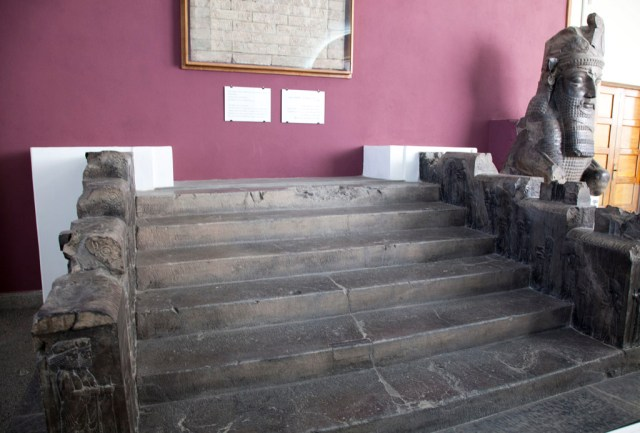 Persepolis Tripylon Main Staircase