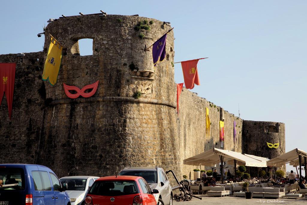 Budva Citadel 布瓦德古城