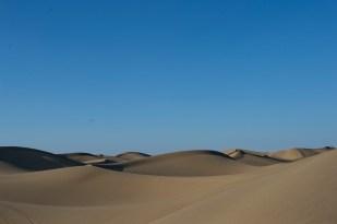 一望無際的沙丘