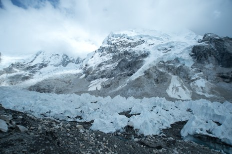 We made it to Everest Base Camp