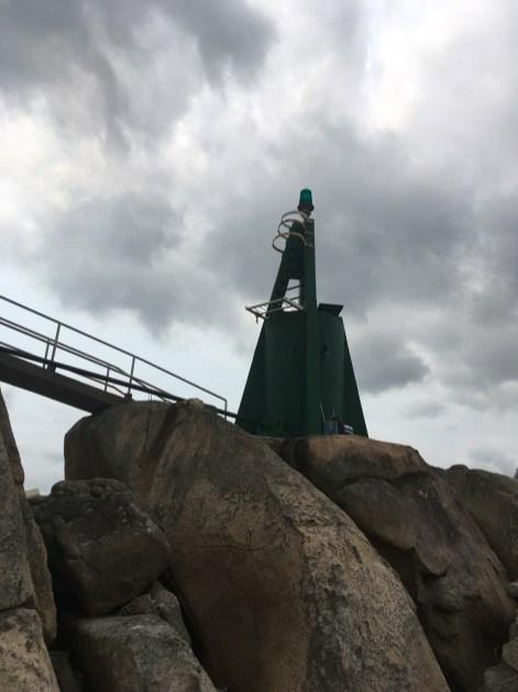 鯉魚門燈塔
