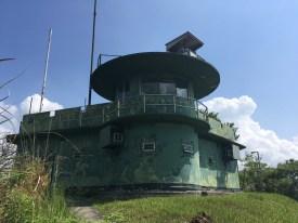 白虎山碉堡