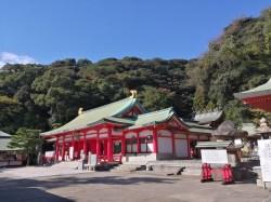 山口 神社 歷史散步