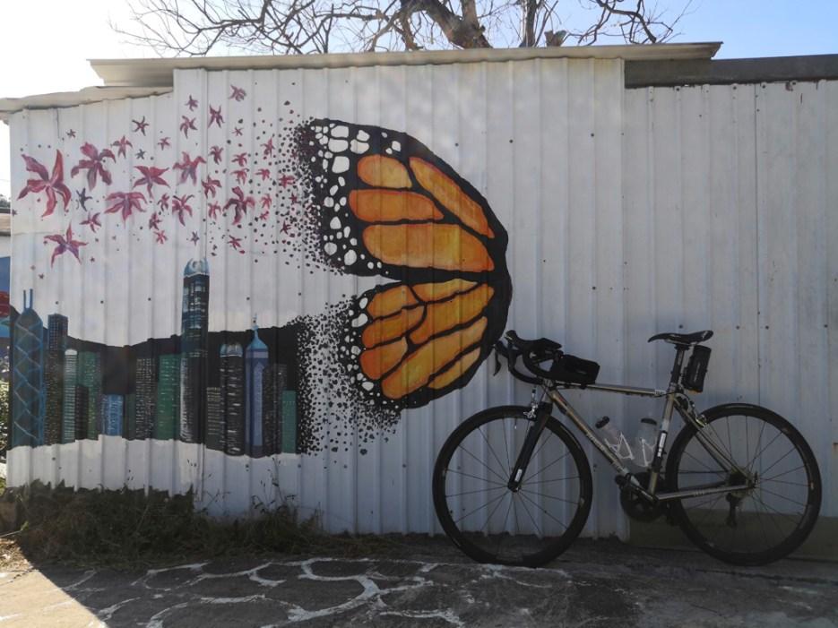 單車遊走五圍六村