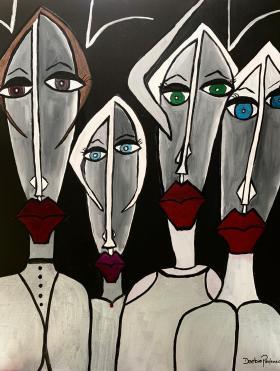 Black & White Arts