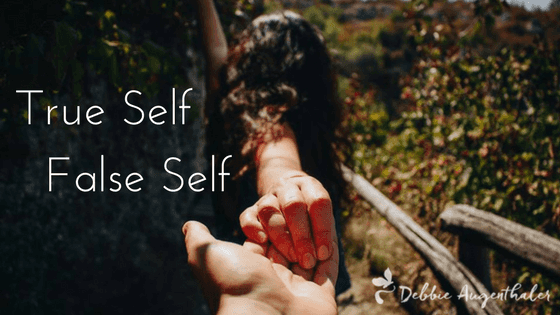 finding the true self letting go of anxiety