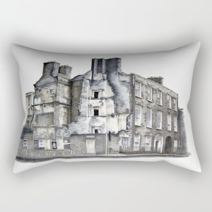 Cork Street Derelict - 2016 - Society6 Product