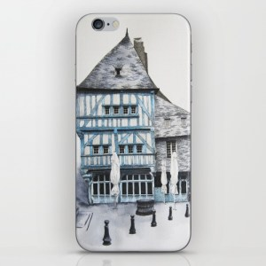 Dinan, Brittany - 2016 - Society6 Product