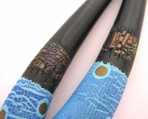 Debbie-Crothers-Swellegant-Tutorial-Decorative-Veneers-Cone-Beads