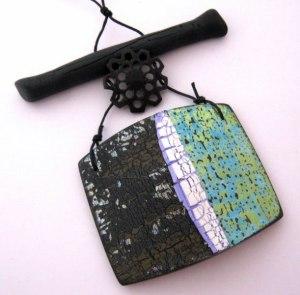 Debbie-Crothers-Polymer-Clay-Pendant-Necklace-Swellegant-Veneer