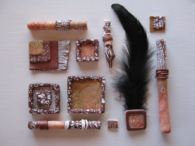 Debbie-Crothers-Polymer-Clay-Artist-Griffith-Workshops (14)